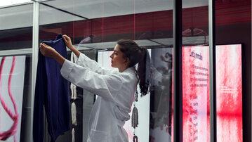 Recycling ubrań H&M