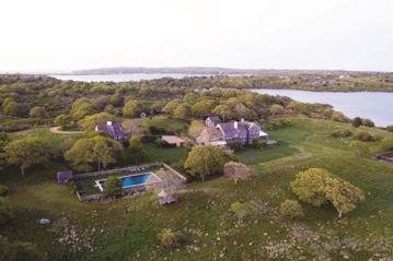 Red Gate Farm – posiadłość Jacqueline Kennedy Onassis na wyspie Martha's Vineyard