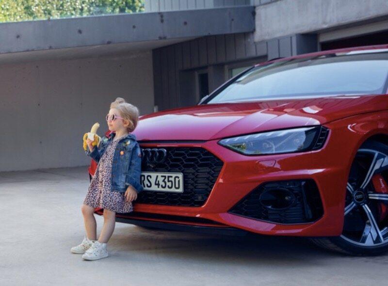 Reklama Audi