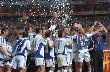 Reprezentacja Grecji 2004