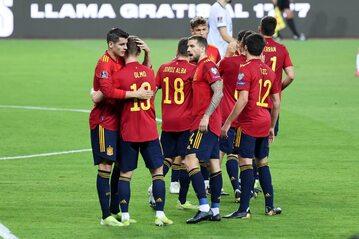 Reprezentacja Hiszpanii