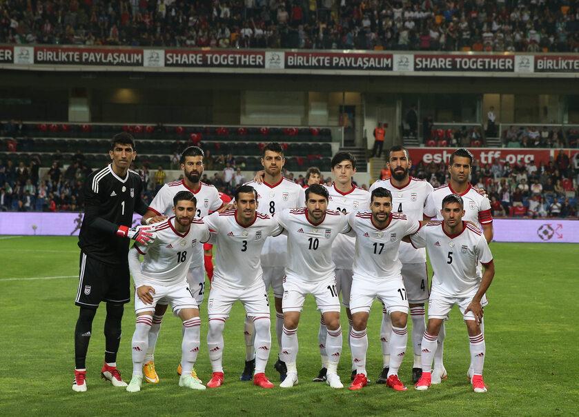 Reprezentacja Iranu
