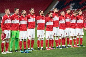 Reprezentacja Polski na Wembley