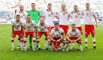 Reprezentacja Polski przed meczem z Islandią
