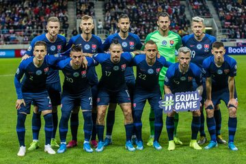 Reprezentacja Słowacji