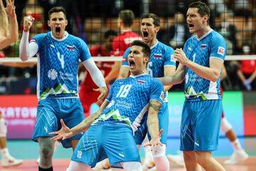 Reprezentacja Słowenii w siatkówce