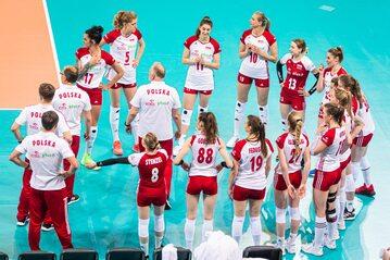 Reprezentacji Polski kobiet w siatkówce
