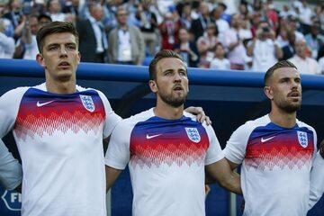 Reprezentanci Anglii
