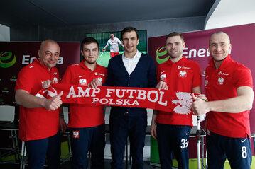 Reprezentanci Polski w Amp Futbolu