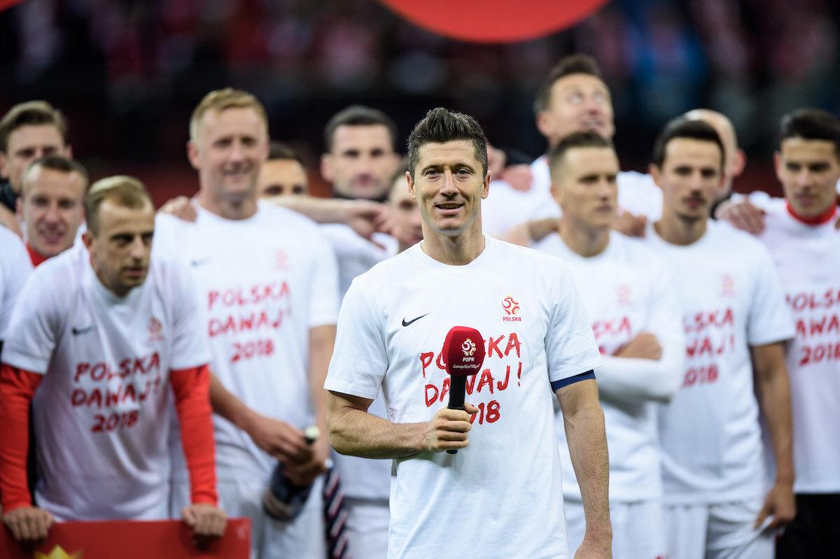 Reprezentanci Polski