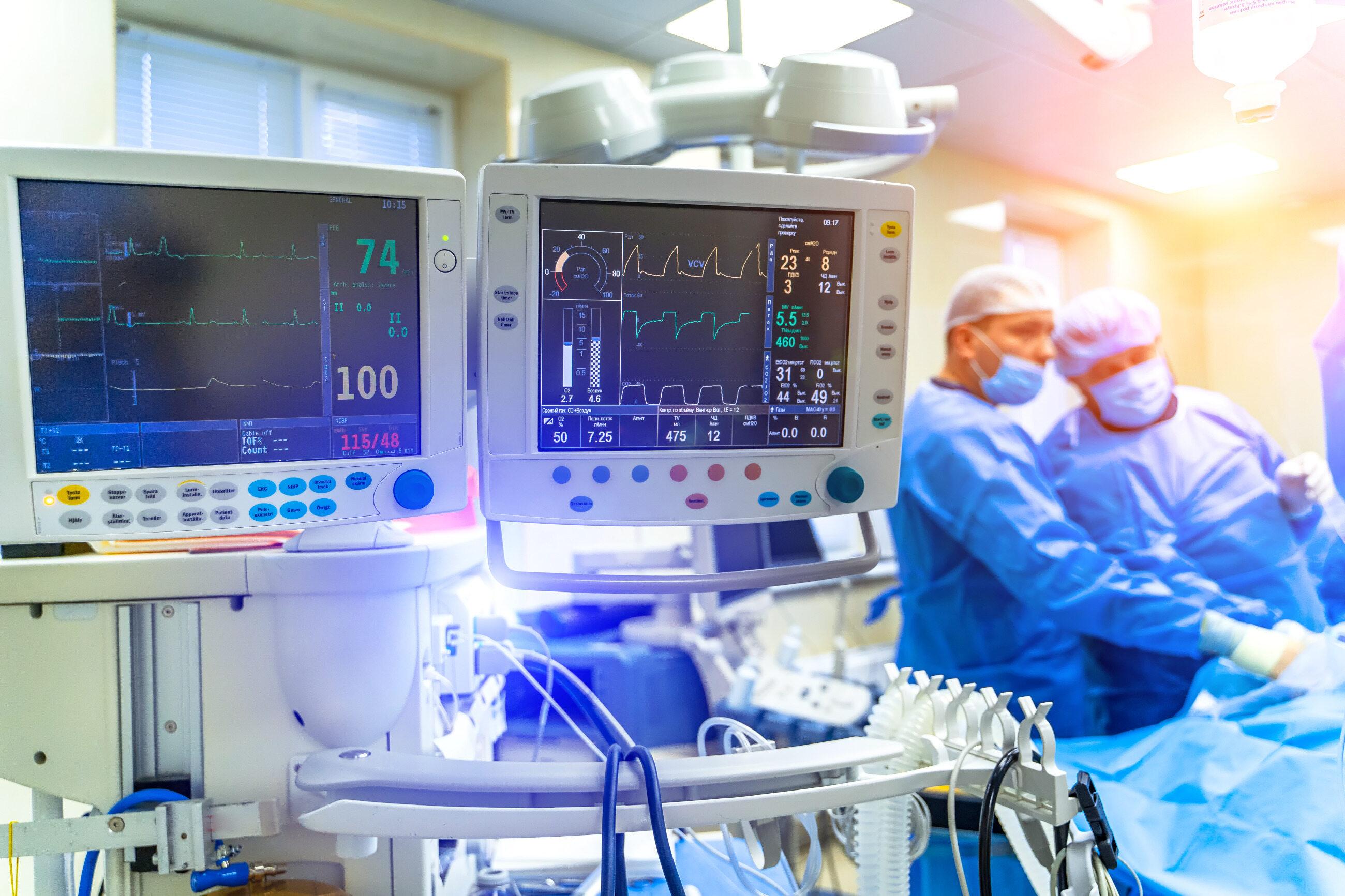 Respirator, zdjęcie ilustracyjne