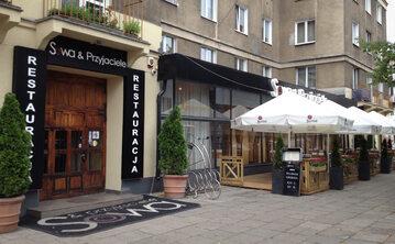 """Restauracja """"Sowa i przyjaciele"""", zdj. z 2014 roku"""