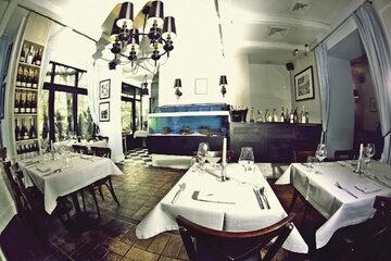 Restauracja spod znaku ryb