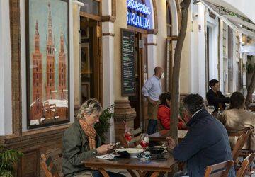 Restauracja w Sewilli (zdj. ilustracyjne)