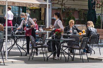 Restauracja – zdjęcie ilustracyjne