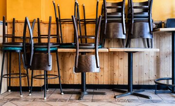 Restauracje w czasie epidemii – zdjęcie ilustracyjne