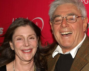 Richard Donner z żoną