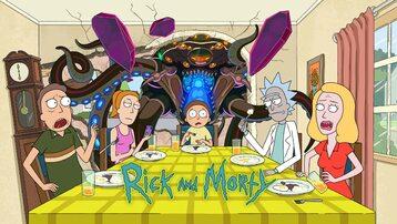 """Rick i Morty"""