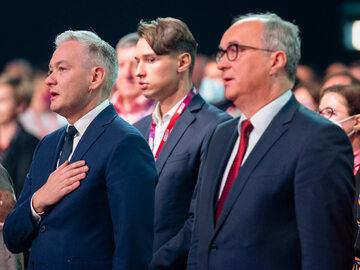 Robert Biedroń i Włodzimierz Czarzasty stanęli na czele Nowej Lewicy