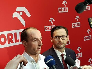 Robert Kubica wystartuje w barwach Orlen Team ART w wyścigach DTM