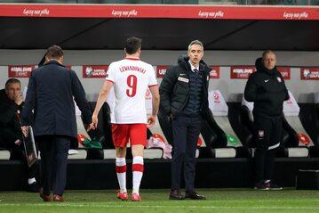 Robert Lewandowski i Paulo Sousa
