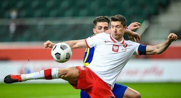 Robert Lewandowski poprowadzi polską reprezentację podczas Euro 2020
