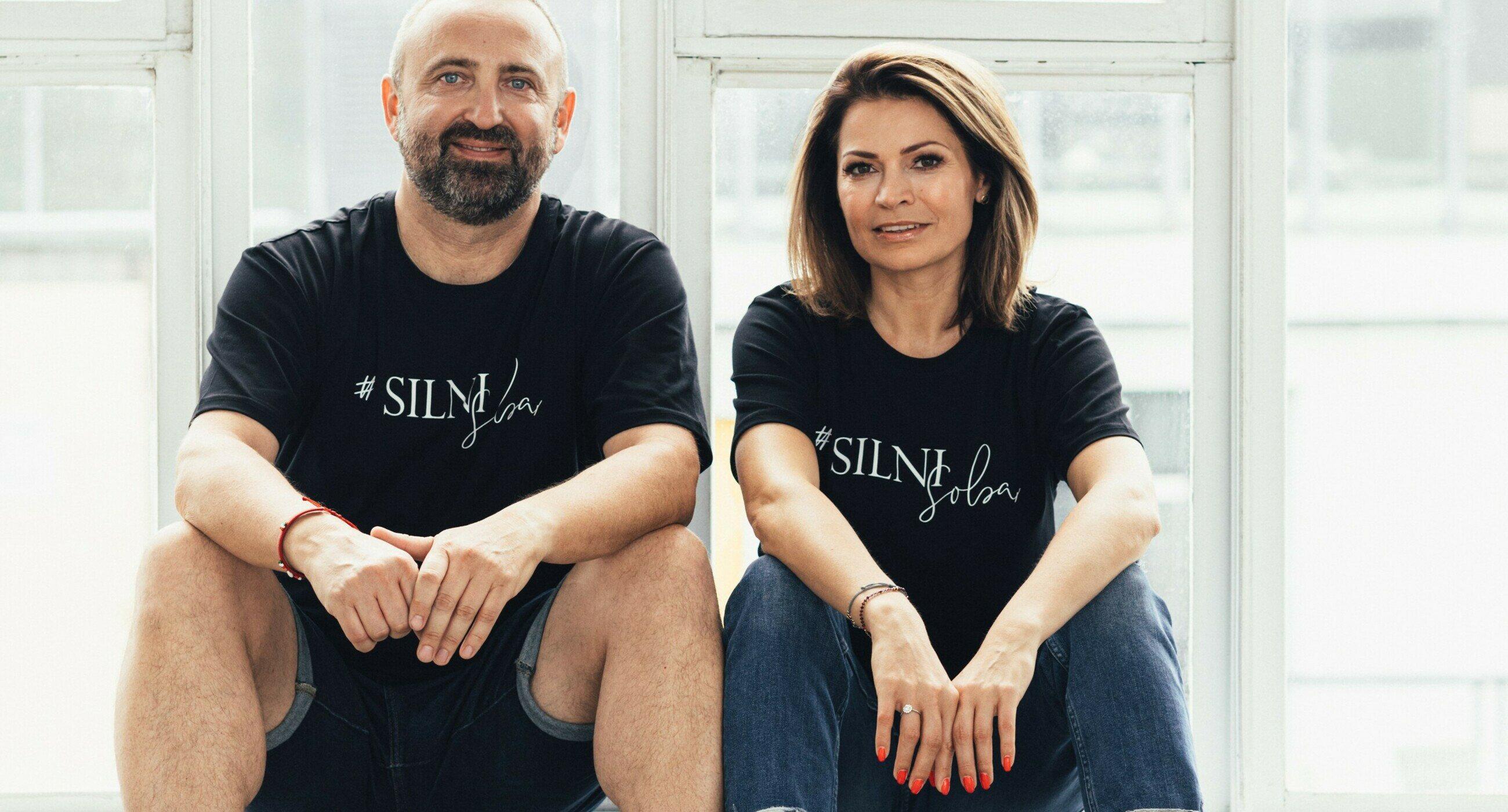 Robert Szulc i Joanna Górska, fot. Aneta Zamielska