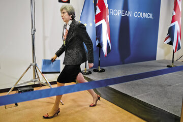 Rocznica w cieniu brexitu