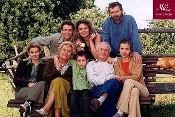 Rodzina Mostowiaków kiedyś