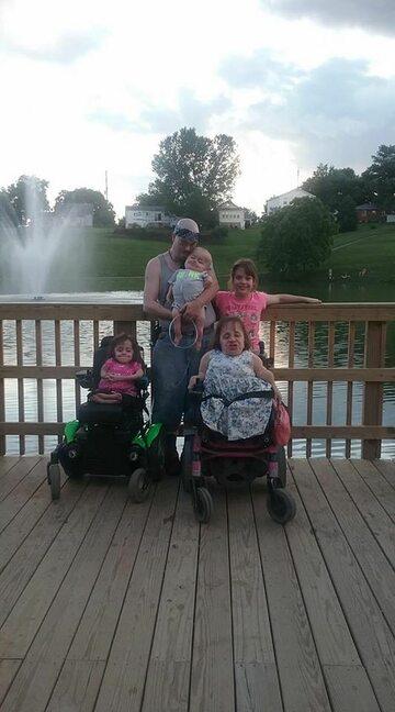Rodzina Stacey Herald