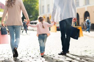Rodzina, zakupy