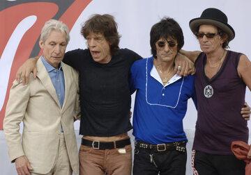 Rolling Stones jeszcze w komplecie
