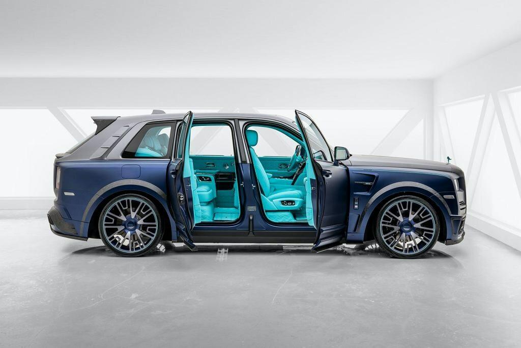 Rolls-Royce Cullinan Mansory Coastline
