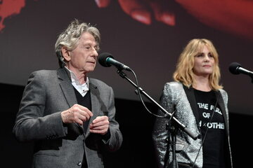 Roman Polański i Emmanuelle Seigner