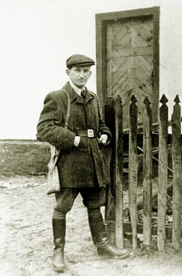 Roman Szuchewycz, listopad 1943