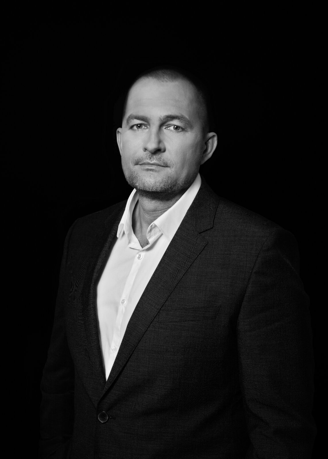 Roman Wyszomirski, prezesa spółki MBR Finanse S.A.