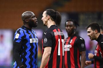 Romelu Lukaku i Zlatan Ibrahimović