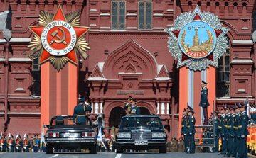Rosyjska Parada Zwycięstwa
