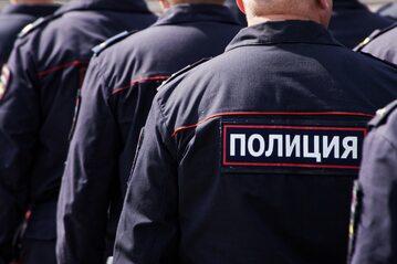 Rosyjska policja (zdjęcie ilustracyjne)