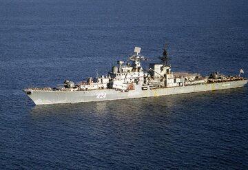 Rosyjski niszczyciel rakietowy typu Sowriemiennyj, Flota Bałtycka