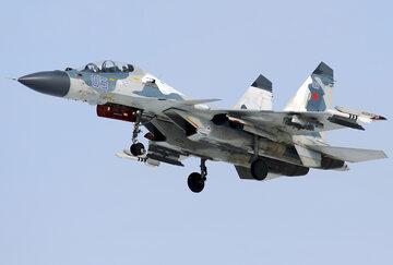 Rosyjski SU-30