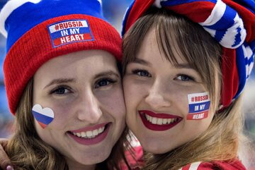 Rosyjskie fanki