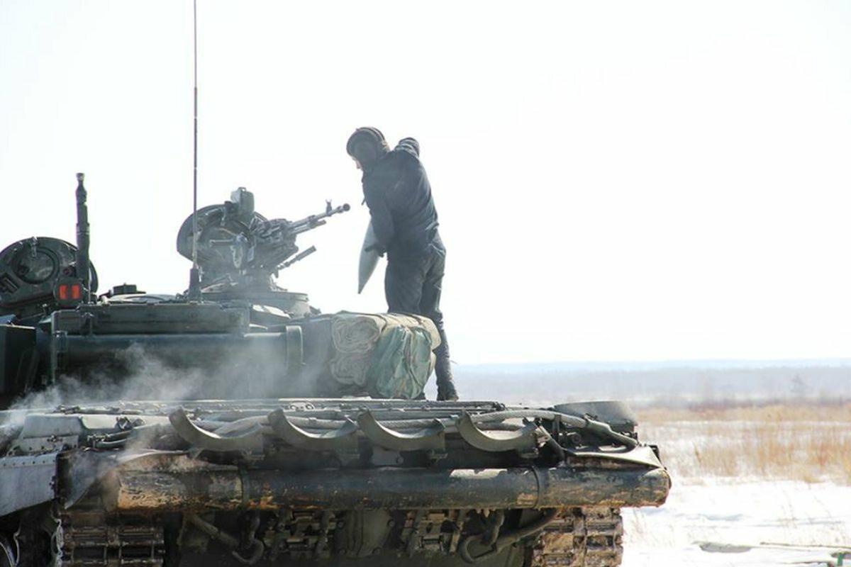 Rosyjskie manewry wojskowe, zdj. ilustracyjne