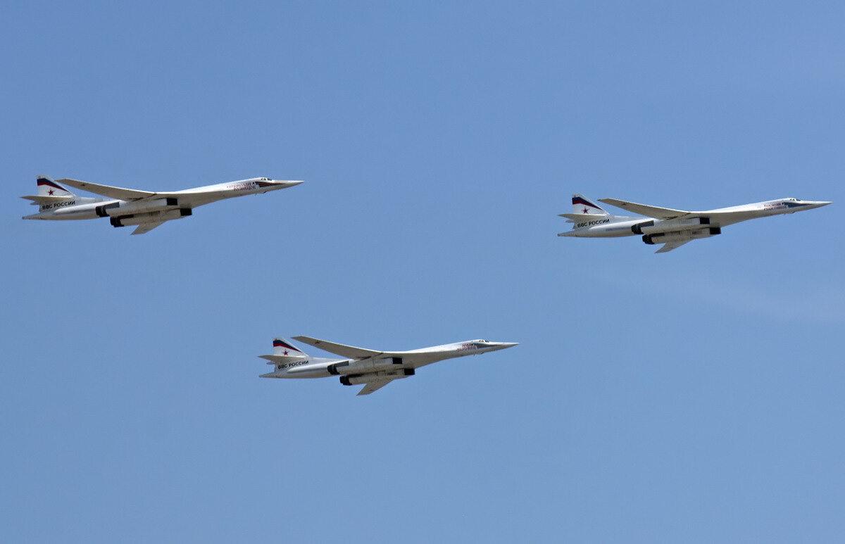 Rosyjskie Tu-160