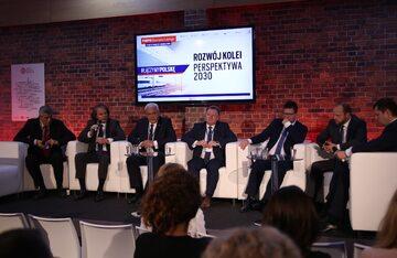 Rozwój kolei – perspektywa 2030