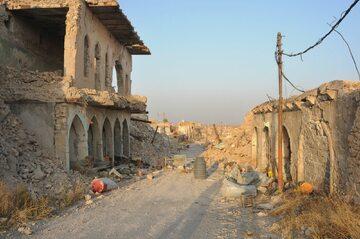 Ruiny miasta Sindżar