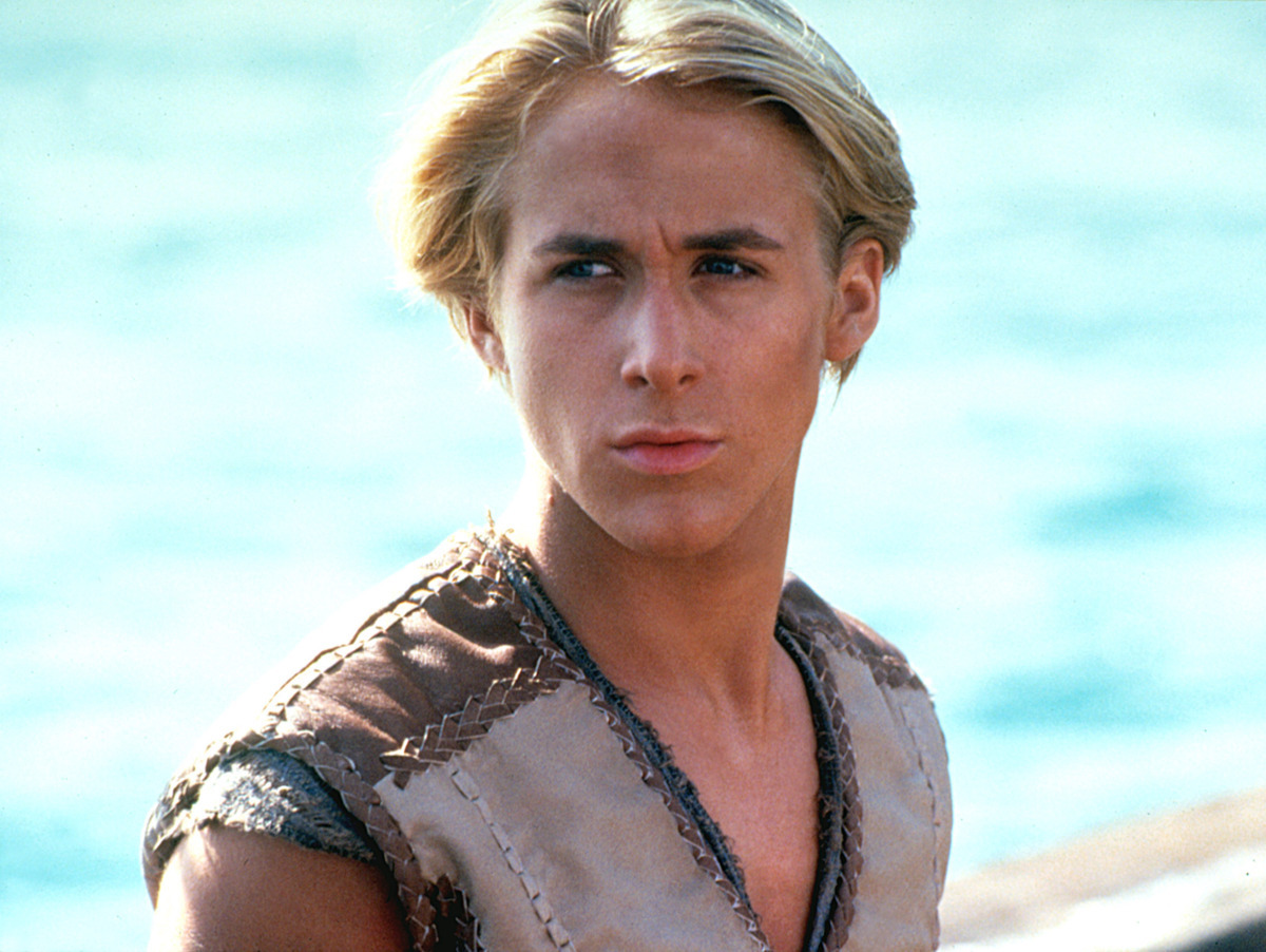 "Ryan Gosling w ""Młody Hercules"" (1998)"