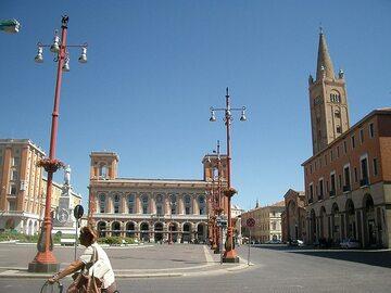 Rynek w Forli