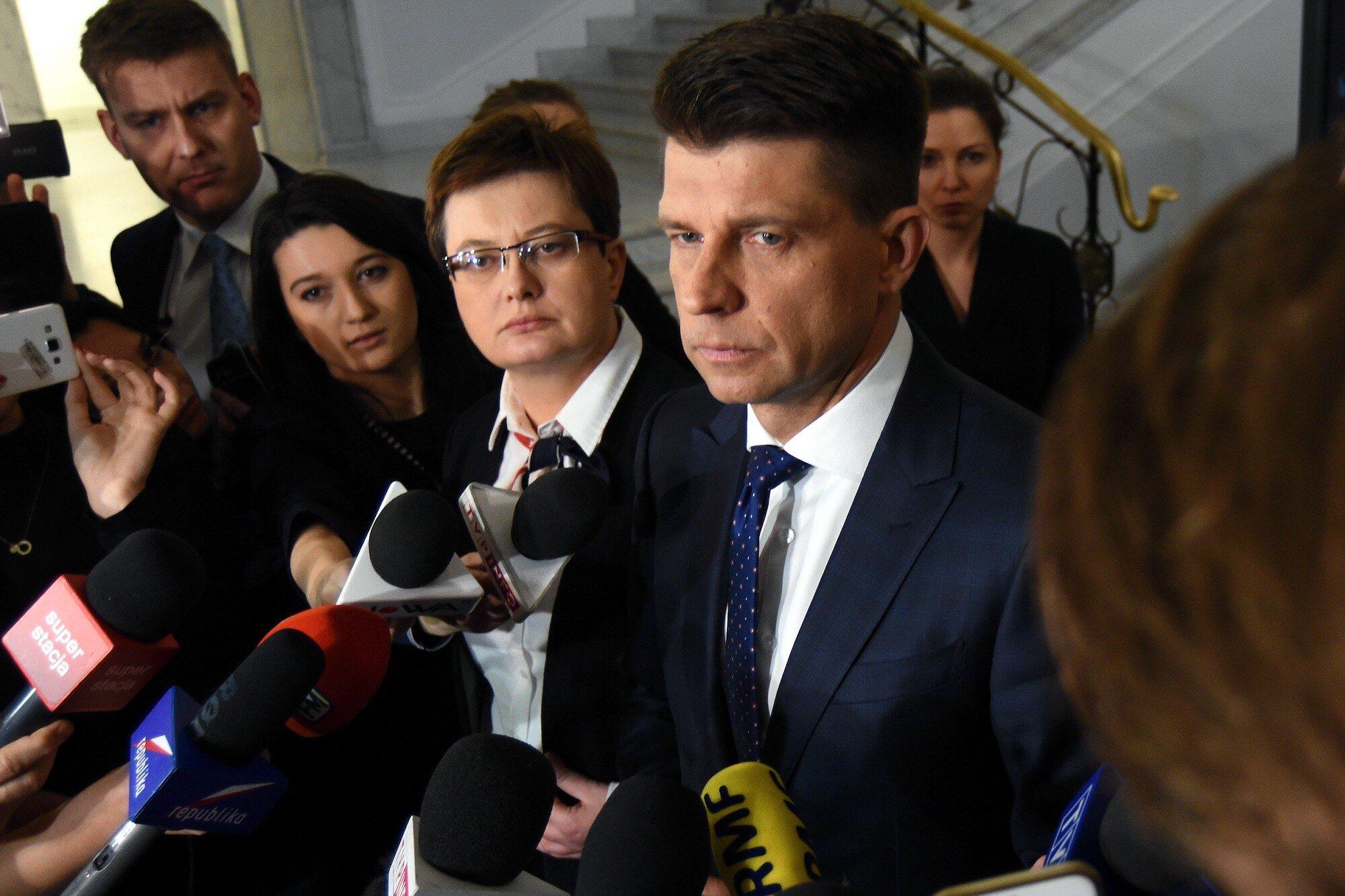 Ryszard Petru, Katarzyna Lubnauer