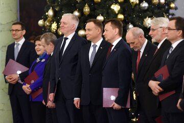 Rząd Mateusza Morawieckiego
